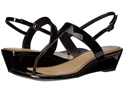Splendid Swain (Black Patent) Women