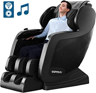 KTN Massage Chair, Zero Gravity Massage Chairs, Full Body Air Massage Chair with Shiatsu,Massage Chair Recliner with Pad,Heat,Kneading.