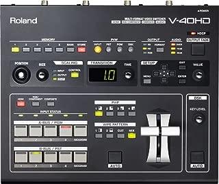 Roland V-40HD Multi-Format HD Video Switcher