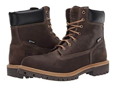 Timberland PRO Direct Attach 6 Soft Toe Insulated Waterproof (Turkish Coffee) Women