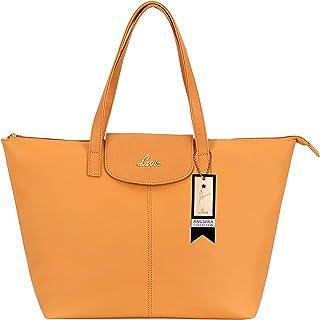 Lavie Carryon Large Horizontal Women's Tote Bag (Ocher)