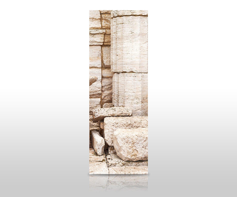 wandmotiv24 Cubierta Trasera de Ducha Viejas columnas griegas 70 x ...
