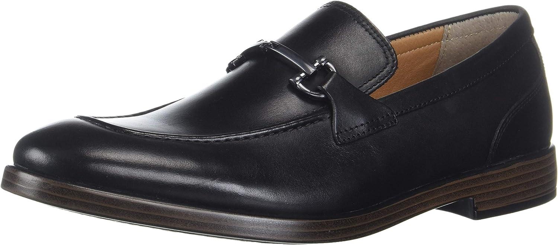 Giorgio Brutini Men's 177161 Loafer, Black, 7.5