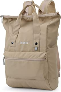 Scioltoo Cross body Large Capacity Multi-function Bag Business Travel Backpack Convertible Messenger Bag