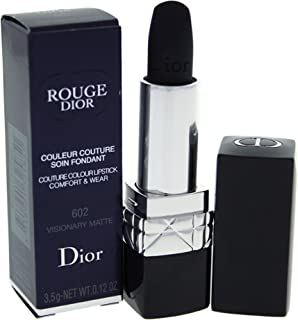 Christian Dior Rogue Couture Colour Comfort & Wear Lipstick for Women, Visionary Matte, 0.12 Ounce