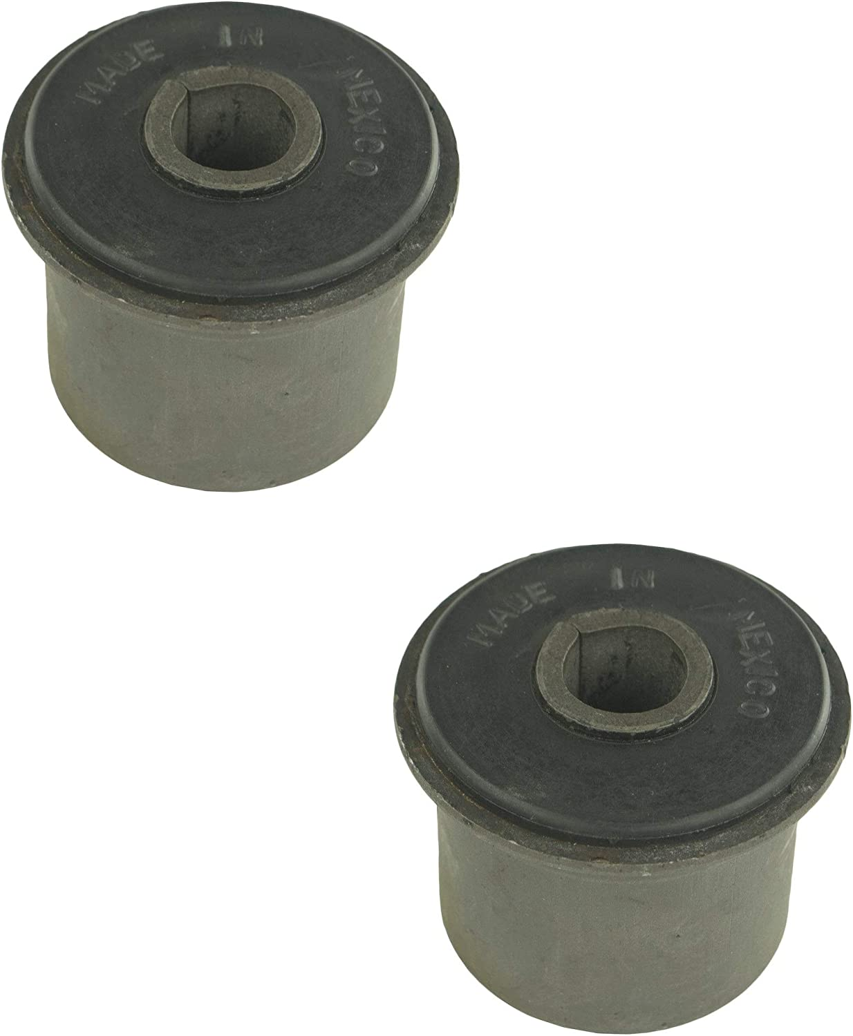 Set of Mail order cheap 2 Front I-Beam Axle For Mevotech Ranking TOP18 Bushing Kits Pivot Ford