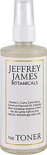 Jeffrey James Botanicals The Toner, 4 Ounce