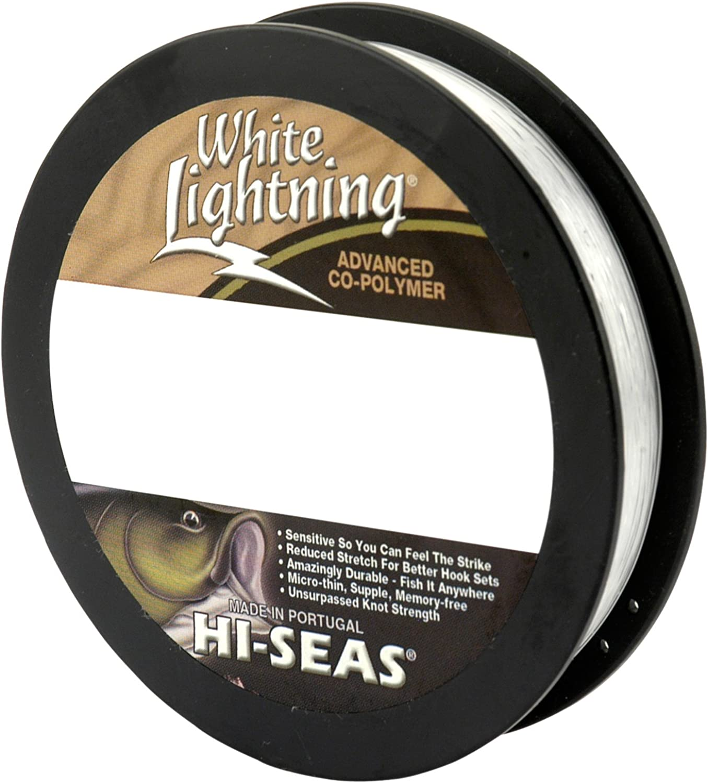 Hi-Saw Weiß Lightning Co-Polymer Line