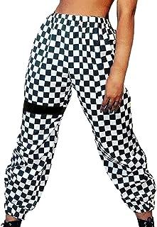 Amazon Es Pantalones Hip Hop Mujer