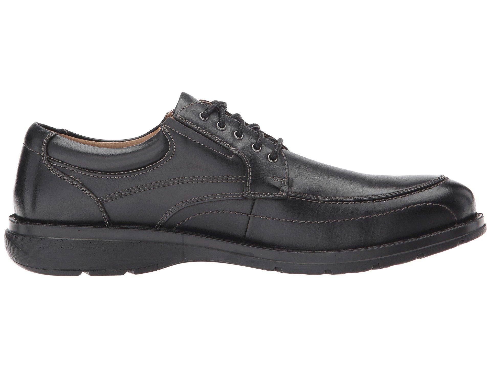 Dockers Moc Grain Polished Barker Full Oxford Black Toe rrzZqx05
