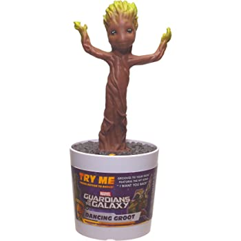 Figurine Guardians of the Galaxy Dancing Groot Sonore 23cm