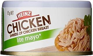 Heinz Chicken Shredded Light Mayo, 85g