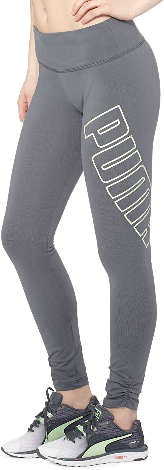 PUMA Women's Logo Leggings