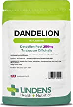 Lindens Dandelion 250mg Capsules 60 Pack Each Capsule Contains 250mg Powdered Dandelion Root Estimated Price : £ 5,99