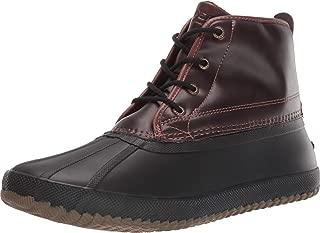 Mens Breakwater Duck Boot Boots, Black/Amaretto, 11
