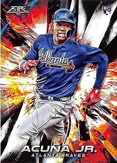 topps fire 2018 baseball