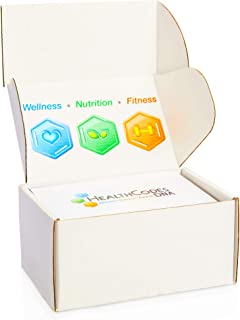 HealthCodes DNA™ – Premium DNA Health Test Kit - Lab Fee Required for Processing