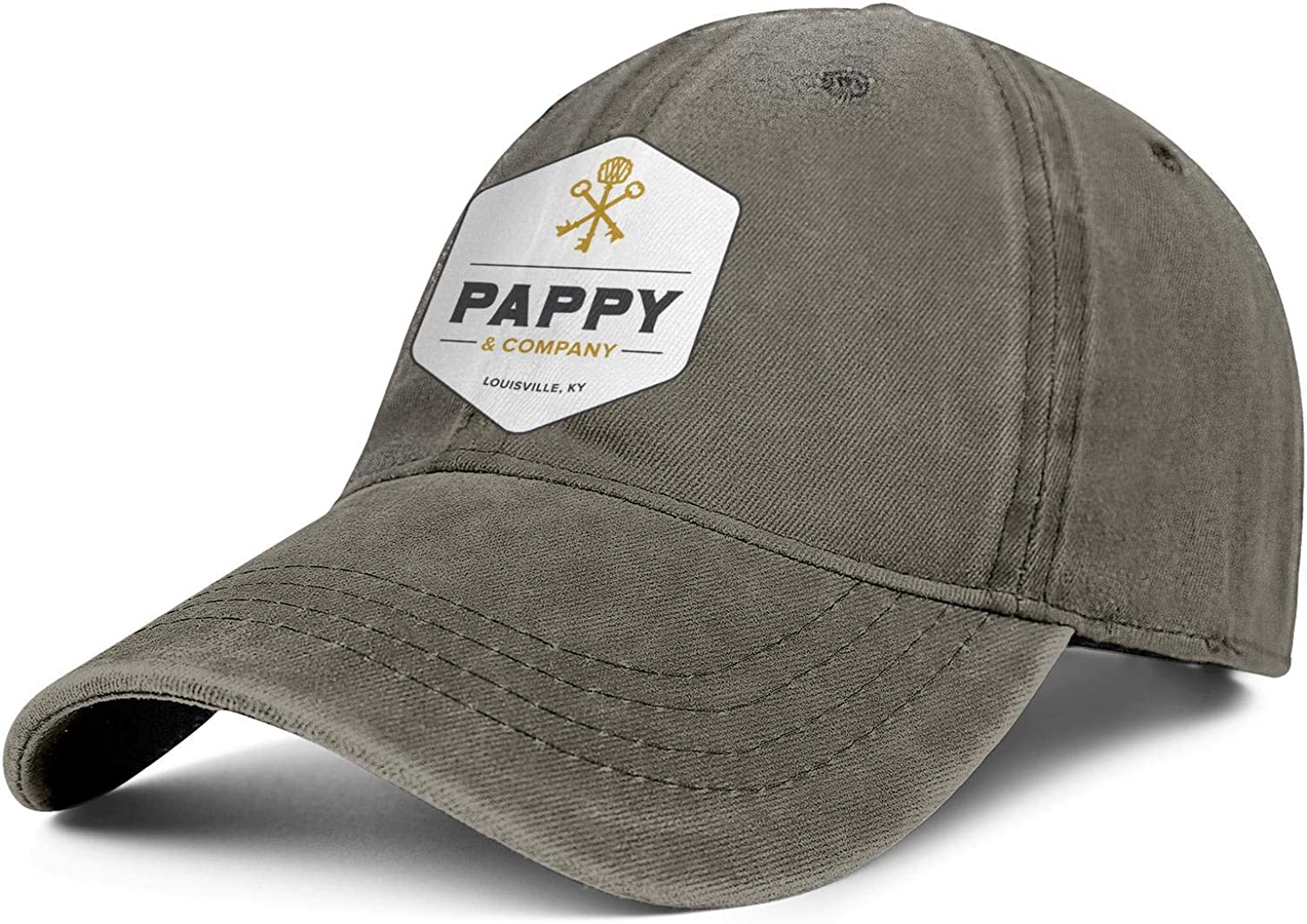 Unisex Max 59% OFF Cheap mail order shopping Cowboy Cap Pappy-Van-Winkle- Truc Soft Vintage Adjustable