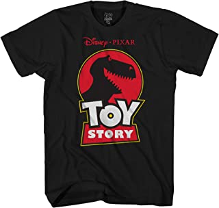 eef33ffecc1b2 Disney Pixar Toy Story Jurassic Rex Boys Toddler Juvy Humor Funny Tee  T-Shirt