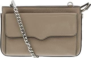 Rebecca Minkoff Women's Bree Crossbody Leather Cross Body Bag
