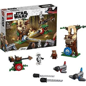 LEGOStarWars 75238 Action Battle Endor Attacke, Bauset