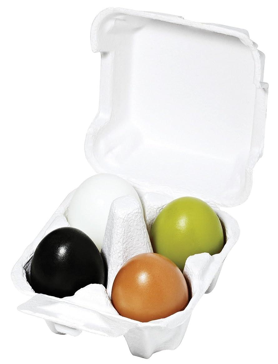 想定する名義でなんとなくHolikaHolika すべすべソープ エッグソープ 4種セット