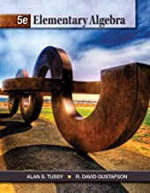 Elementary Algebra, 5th Edition (Textbooks Available with Cengage Youbook)