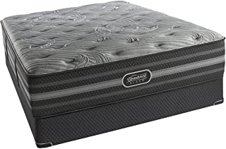Beautyrest Simmons Black Lydia Luxury Firm King Mattress Only