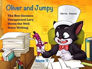 Oliver and Jumpy, Volume 19