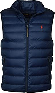 Mens Full Zip Puffer Vest