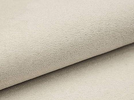 Lederkonzept Alcala Stoff Meterware Wildleder Imitat Velours Microfaser Möbelstoff Polsterstoff 50 Creme Amazon De Küche Haushalt