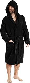 CityComfort Men Coral Fleece Dressing Gown