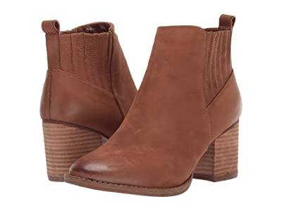 Blondo Noa Waterproof (Cognac Nubuck) Women