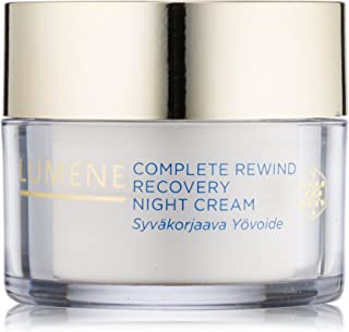 Lumene Complete Rewind Recovery Night Cream, 1.7 Fluid Ounce
