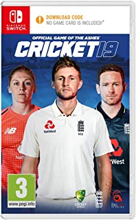 Cricket 19 Nintendo Switch (Nintendo Switch)