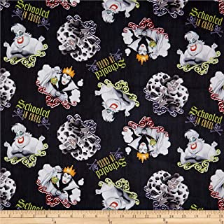disney villain fabric