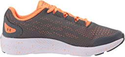 Pitch Gray/White/Orange Spark