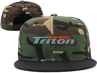 Unisex Men Triton-Boats- Cute Sun Run Caps Hats