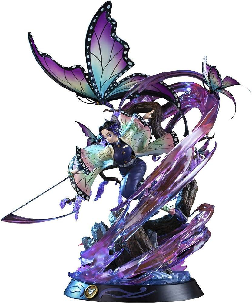 Wuhuayu demon slayer anime figure, statuetta di kochou shinobu , 52 cm YUKIYAFGK039K05D