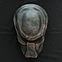 1:1 Full Scale Prop Replica Predator Helmet Halloween Costume Wall Mask Home Decor City Hunter PD23