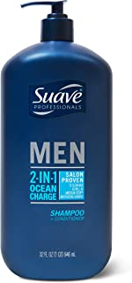 Suave 2 in 1 Shampoo and Conditioner Ocean Charge 28 oz