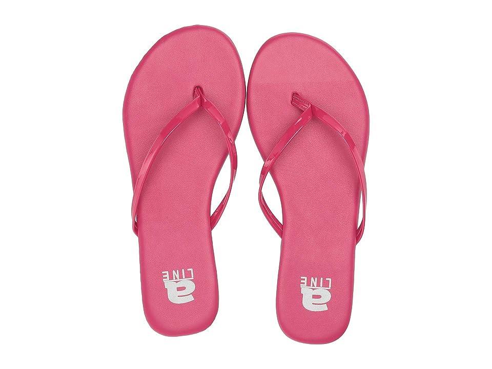 Amiana 12-885 (Toddler/Little Kid/Big Kid/Adult) (Fuchsia PU) Girls Shoes