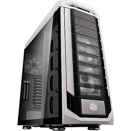 Panneau lat/éral en verre tremp/é SGC-5000-KWN2 USB 3.0 Cooler Master Trooper SE Bo/îtier PC XL-ATX E-ATX ATX microATX mini-ITX