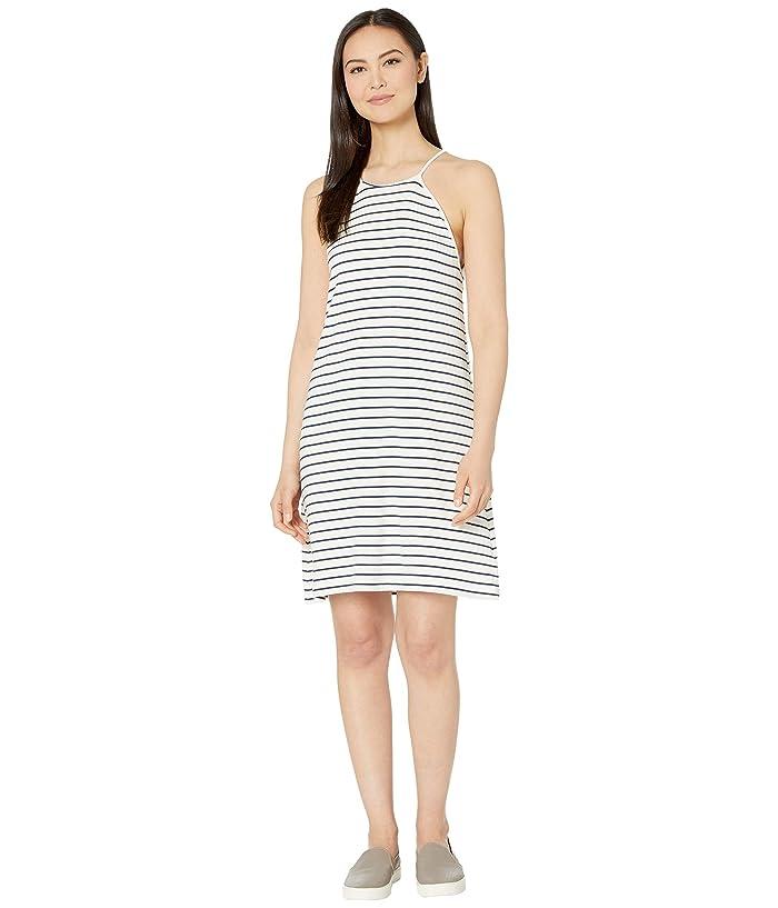 Carve Designs Cassie Dress (Foam Stripe) Women