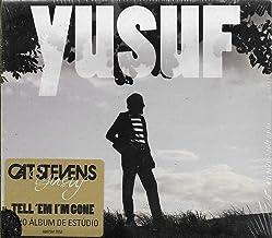 Yusuf - Cd Tell 'em I'm Gone - 2014 - Digipack