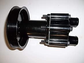 UNK Impeller Sea Raw Water Pump Pulley for Mercruiser Bravo 46-807151A9 4.3 5.0 5.7 350 Serpentine Belt