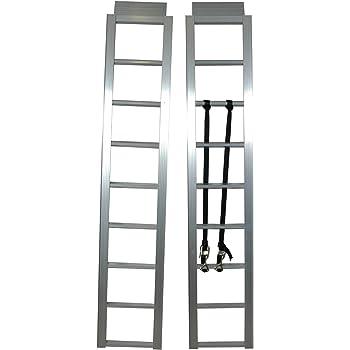 "Highland (1120500) 69"" Aluminum Straight Loading Ramp - Pair"
