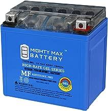 Mighty Max Battery 12V 6AH Gel Battery for Honda 50 NPS50 Ruckus 2003-2014 Brand Product