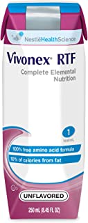 Nestle Vivonex RTF Elemental Diet 250ml (case of 24)