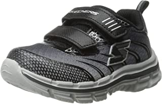 Skechers Nitrate Little Kids 95340LLMBL
